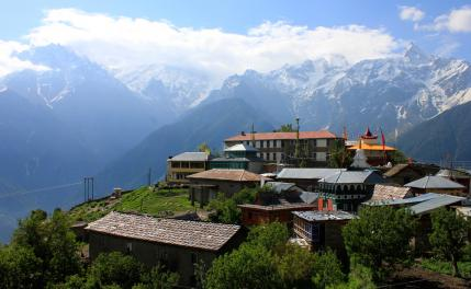 Kinnaur Kailash Tour - 12 Days