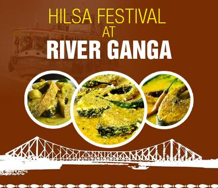 HILSA FESTIVAL ON RIVER GANGES (In AC Vessel)