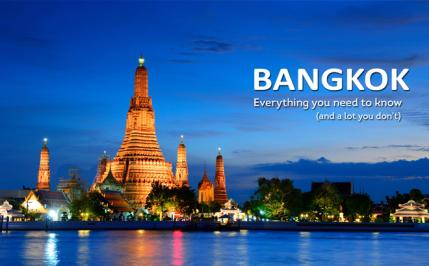 BANGKOK, PHUKET & KRABI - 6 Nights 7 Days